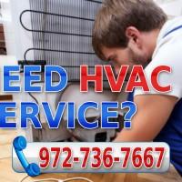 HVAC and repair services