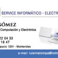 LG INFORMÁTICA ELECTRO-ELECTRÓNICA