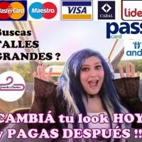 Buscas Talles Grandes en Uruguay ? GrandesDamas.com