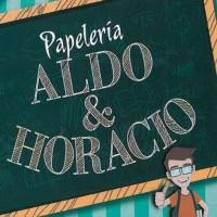 Aldo y Horacio Papeleria