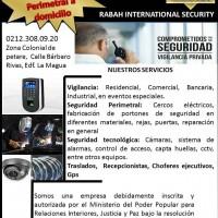 RABAH INTERNATIONAL SECURITY