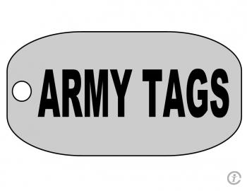 Army Tags, C.a.