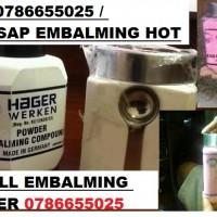 HAGER WERKEN EMBALMING POWDER price +27786655025